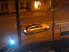 polizei sucht mit fluchtfahrzeug-foto nach neuen hinweisen
