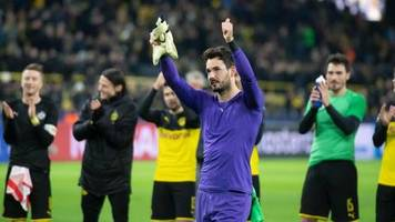 Champions League: Dortmund feiert Torwart Bürki - Happy End dank Schützenhilfe