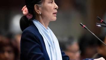 Gewalt gegen Rohingya: Aung San Suu Kyi verteidigt Myanmar gegen Völkermord-Klage