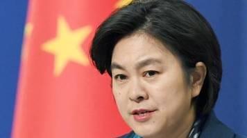 Wegen US-Blockade: China sieht bisher «schwersten Schlag» gegen WTO