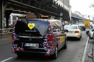Taxi-Konkurrenz: BVG will Berlkönig vom Projekt zum Dauerangebot machen