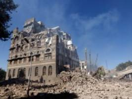 jemen-krieg: kriegsverbrechen-vorwürfe gegen deutsche waffenfirmen