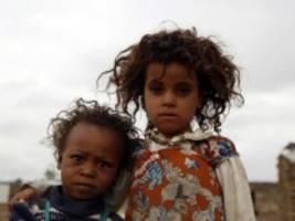 jemen-krieg: millionen leben in ruinen