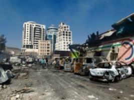 rüstungsfirmen: warum der deutschen industrie mitschuld an verbrechen im jemen-krieg vorgeworfen wird