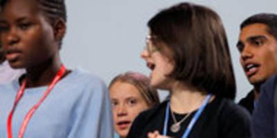 un-klimakonferenz in madrid: druck von draußen