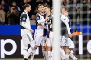 Champions League: Ab jetzt Europa League: Leverkusen verliert gegen Juve