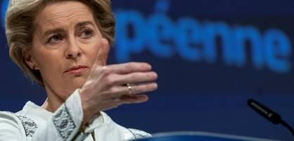 """eu-parlament debattiert den """"green deal"""""""