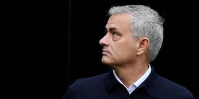 Als Mourinho sich in einem Koffer ins Bayern-Stadion schmuggelte