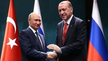 zusammenarbeit: russland: militärkooperation mit türkei wird fortgesetzt