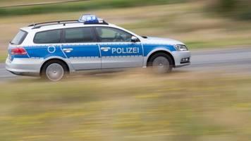 Polizei fasst Drogenkuriere nach Verfolgungsjagd