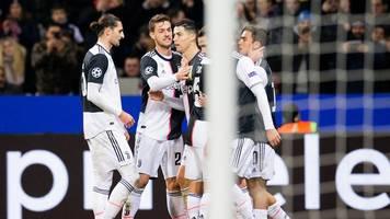 Champions League - Ab jetzt Europa League: Leverkusen verliert gegen Juve