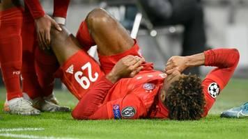 Champions League – FC Bayern: Kingsley Coman verletzt sich gegen Tottenham