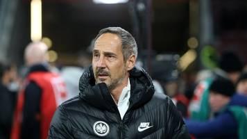 Europa League: Eintracht will mit Initialzündung im Europacup überwintern