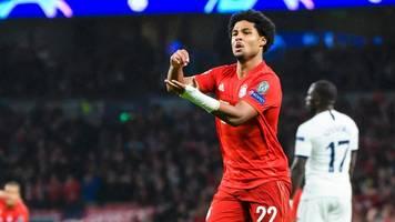 FC Bayern gegen Tottenham im TV und Livestream verfolgen