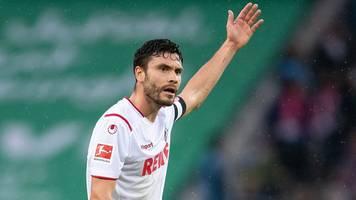 Kölns Kapitän Hector: Keine gute Saison,  die wir spielen