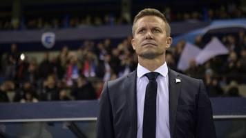 Neues Ziel: Salzburg-Coach Marsch will die Europa League gewinnen