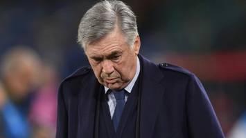 SSC Neapel trennt sich von Ex-Bayern-Trainer Carlo Ancelotti