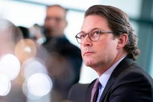 Jetzt geht es um die Existenz von Verkehrsminister Scheuer