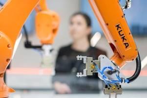 roboterbauer kuka baut bis zu 255 weitere stellen ab