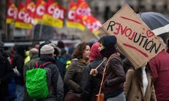 frankreich: regierung stellt nach tagelangen streiks pensionsreform vor