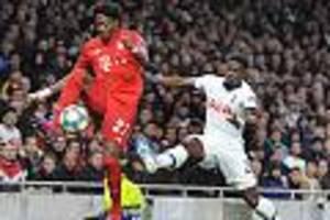 Champions League live im Internet - So sehen Sie FC Bayern München gegen Tottenham Hotspur im Live-Stream