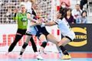 Handball-WM der Frauen - Live-Ticker: Deutschland liegt im Kampf ums Halbfinale gegen Norwegen knapp zurück