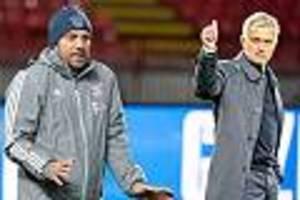 Trainer auf dem Prüfstand - Flick muss gegen Mourinhos Tottenham gewinnen - sonst könnte seine Bayern-Zeit bald enden