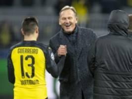 BVB in der Champions League: Dortmund überwintert im Zig-Millionen-Euro-Zirkus