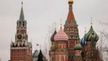 Mord im Kleinen Tiergarten: Russland weist zwei deutsche Diplomaten aus