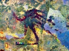 archäologie: die erste jagd