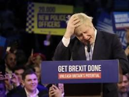 Schon wieder ein Brexit-Showdown: Läuft doch super mit Europa!
