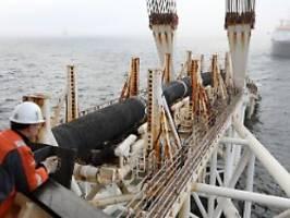 Streit um Nord Stream 2: US-Pipeline-Sanktionen sorgen für Empörung