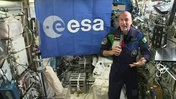 un-klimakonferenz: esa-astronaut warnt: sehe den furchtbaren effekt des klimawandels mit eigenen augen