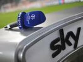 Sky verliert die Senderechte an der Champions League