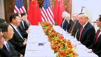 Video: Insider: China und die USA einigen sich im Handelsstreit