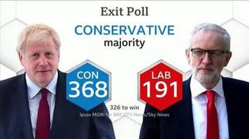 Video: Tories gewinnen absolute Mehrheit