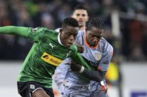 """Europa League: Gladbach scheitert - Frankfurt folgt """"Wölfen"""" in K.o.-Phase"""