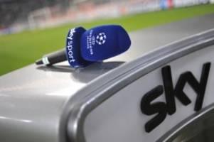 TV-Rechte: Sky bestätigt: TV-Sender verliert Champions-League-Rechte