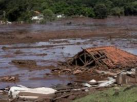 Staatsanwaltschaft München: Ermittlungen gegen TÜV Süd nach Dammbruch in Brasilien