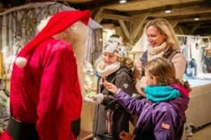 Markt-Tipp: Weihnachtliches Kunsthandwerk am Kiekeberg