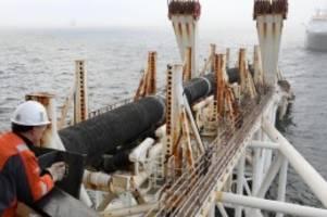 Umstrittenes Energie-Projekt: US-Sanktionen gegen Ostsee-Pipeline Nord Stream 2