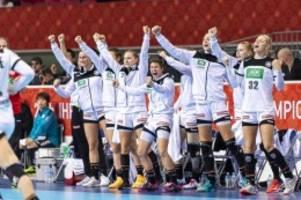 WM in Japan: Hopp oder topp: DHB-Frauen kämpfen um Olympia-Traum