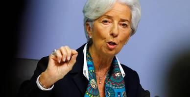 Für Sparer hat Lagarde gleich die erste Enttäuschung parat