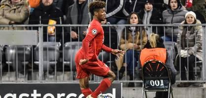 FC Bayern gibt leichte Entwarnung bei Coman