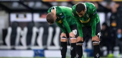 Gladbach blamiert sich und fliegt aus der Europa League