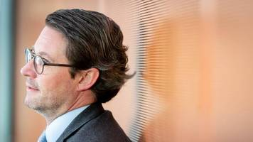 Maut vor dem Untersuchungsausschuss: Wie Scheuer versucht, in die Offensive zu kommen