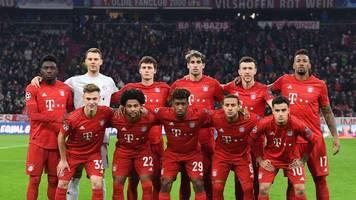 Champions League: FC Bayern kassiert für Gruppenphase 74, 19 Millionen Euro