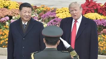 Trump: USA stehen kurz vor einem Deal mit China