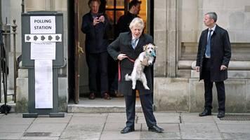 Umfragen sehen Johnson vorn - Zitterpartie in Großbritannien: Wer geht als Sieger hervor?