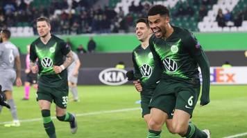 Europa League: VfL Wolfsburg siegt im Schongang – Porto zittert sich weiter